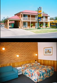 Golden River Motor Inn - Accommodation Gold Coast