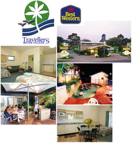 Travellers Motor Village - Accommodation Gold Coast