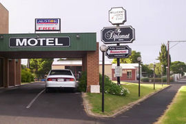 The Diplomat Motel - Accommodation Gold Coast