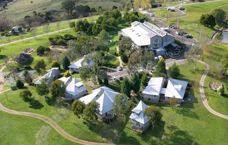 Pinnacle Valley Resort - Accommodation Gold Coast