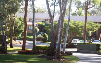 Comfort Inn  Suites Robertson Gardens - Accommodation Gold Coast