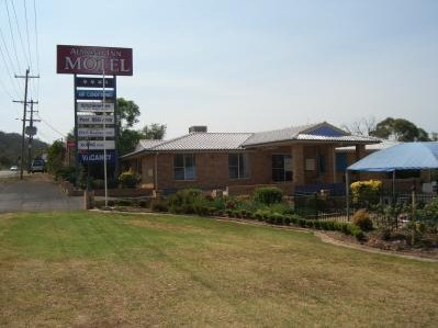 Almond Inn Motel - Accommodation Gold Coast