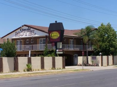 Albury Classic Motor Inn - Accommodation Gold Coast