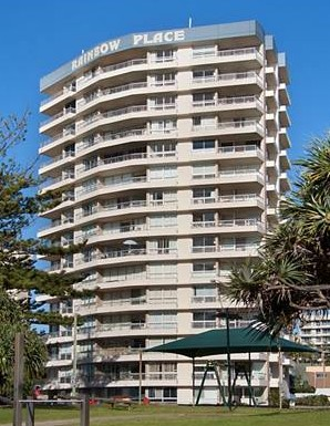 Rainbow Place Holiday Apartments - Accommodation Gold Coast