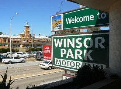 Albury Winsor Park Motor Inn - Accommodation Gold Coast