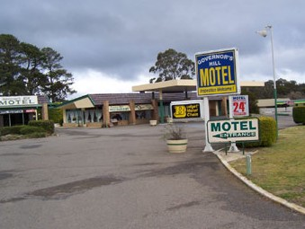 Governors Hill Motel - Accommodation Gold Coast