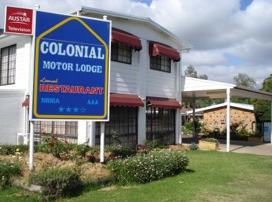 Colonial Motor Lodge - Accommodation Gold Coast