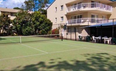 Paradise Grove Holiday Apartments - Accommodation Gold Coast