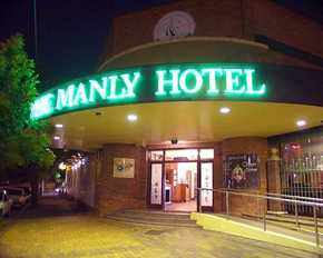 The Manly Hotel - Accommodation Gold Coast