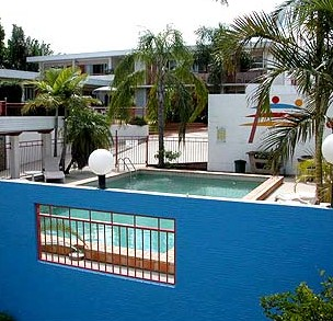 Caloundra Suncourt Motel - Accommodation Gold Coast