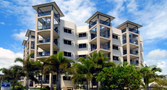 Raffles Mooloolaba - Accommodation Gold Coast