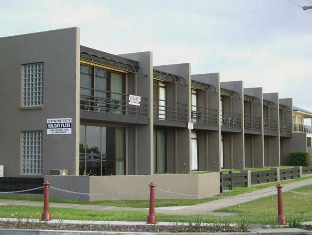 Centreport Units - Accommodation Gold Coast