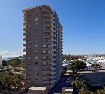 Newport Apartments Mooloolaba - Accommodation Gold Coast