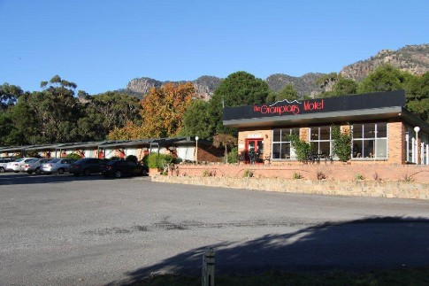 Grampians Motel - Accommodation Gold Coast