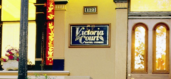 Victoria Court Hotel - Accommodation Gold Coast