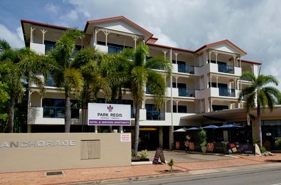 Park Regis Anchorage - Accommodation Gold Coast