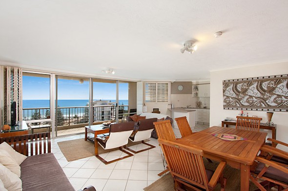 Rainbow Commodore Holiday Apartments - Accommodation Gold Coast