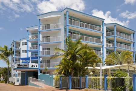 White Crest Luxury Apartments - Accommodation Gold Coast
