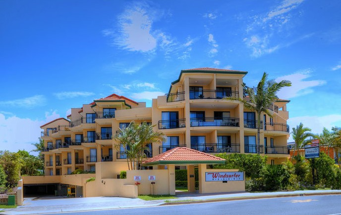 Windsurfer Resort - Accommodation Gold Coast