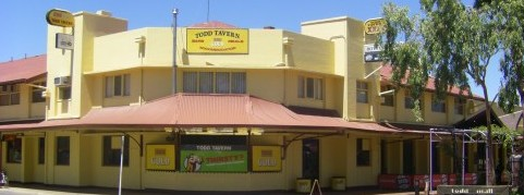 Todd Tavern - Accommodation Gold Coast