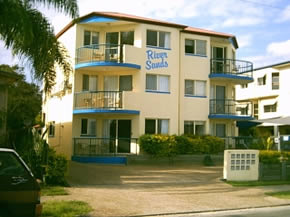 River Sands Holiday Apartments - Accommodation Gold Coast