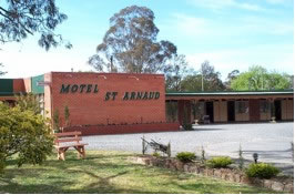 Motel St Arnaud - Accommodation Gold Coast