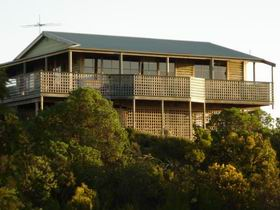 Lantauanan - The Lookout - Accommodation Gold Coast