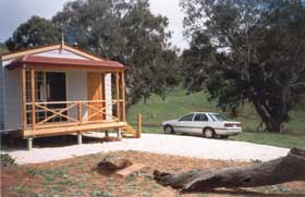 Saunders Gorge Sanctuary - Hideaway Cottage - Accommodation Gold Coast