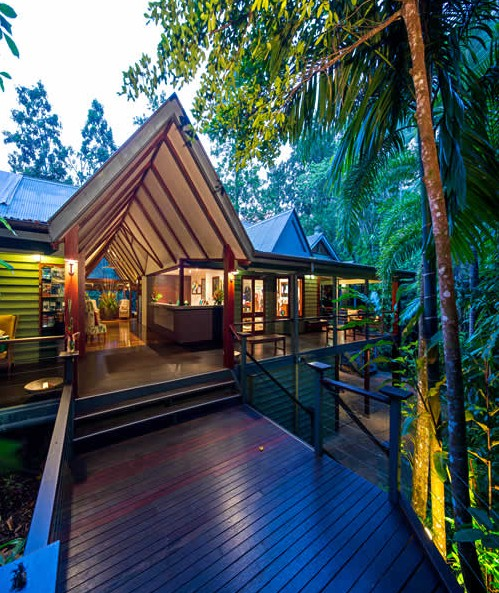 Silky Oaks Lodge and Healing Waters Spa - Accommodation Gold Coast