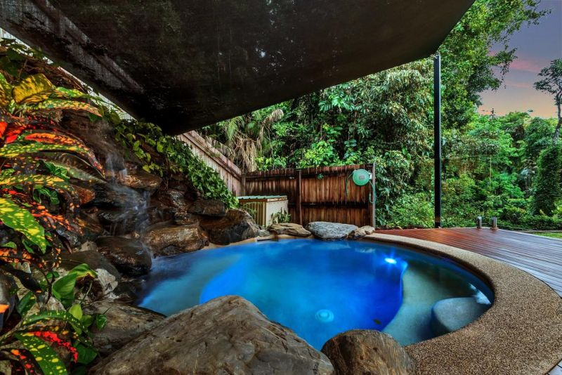 Platypus Springs Rainforest Retreat - Accommodation Gold Coast