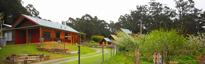 Elvenhome Farm Cottage - Accommodation Gold Coast