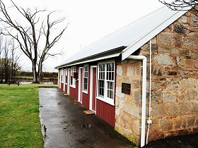 Ross Caravan Park  Heritage Cabins - Accommodation Gold Coast