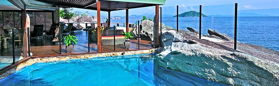 East Bedarra Island Retreat - Accommodation Gold Coast