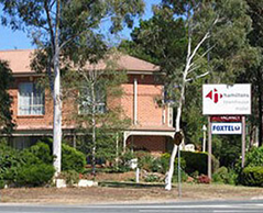 Hamilton's Townhouse Motel - Accommodation Gold Coast
