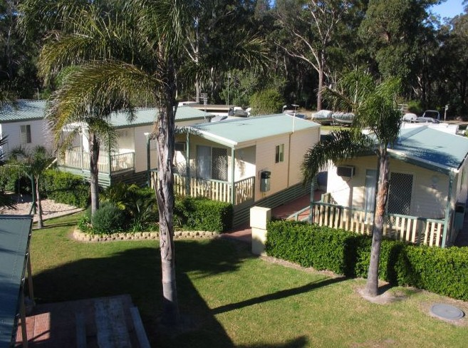 Jervis Bay Caravan Park - Accommodation Gold Coast