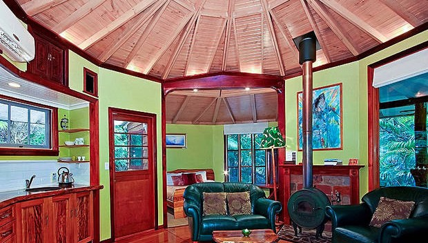 Mt Warning Rainforest Retreat  - Accommodation Gold Coast
