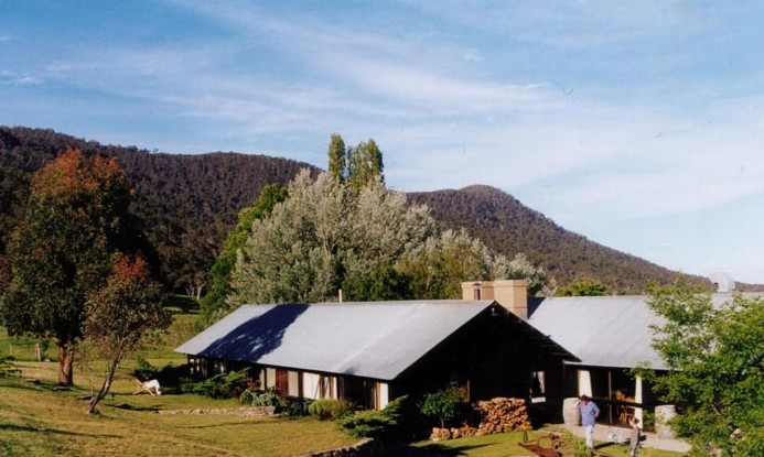 Crackenback Farm Mountain Guesthouse - Accommodation Gold Coast