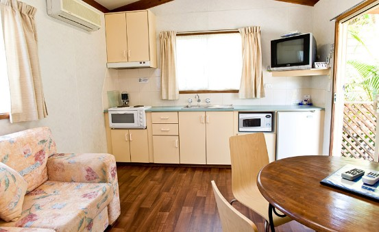 BIG4 Emerald Beach Holiday Park - Accommodation Gold Coast
