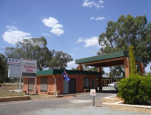 Grong Grong Motor Inn - Accommodation Gold Coast