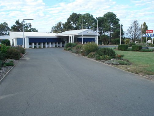 Byer Fountain Motor Inn - Accommodation Gold Coast