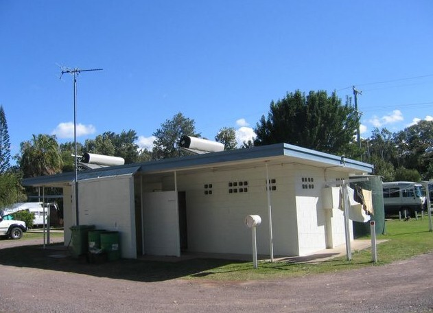 Armstrong Beach Caravan Park - Accommodation Gold Coast