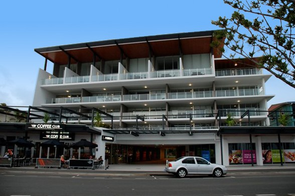 Echelon Apartments Yeppoon - Accommodation Gold Coast