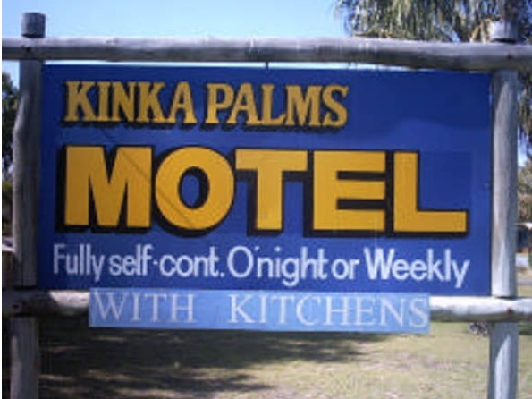 Kinka Palms Beachfront Apartments / Motel - Accommodation Gold Coast