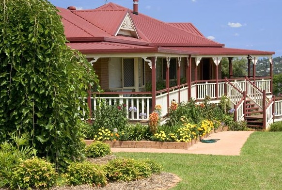 Rock-Al-Roy Bed and Breakfast - Accommodation Gold Coast