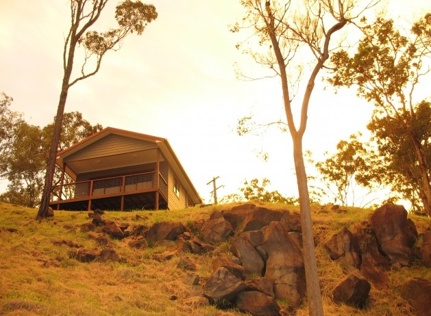 ecoRidge Hideaway - Accommodation Gold Coast