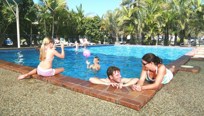 Gold Coast Tourist Parks Kirra Beach - Accommodation Gold Coast