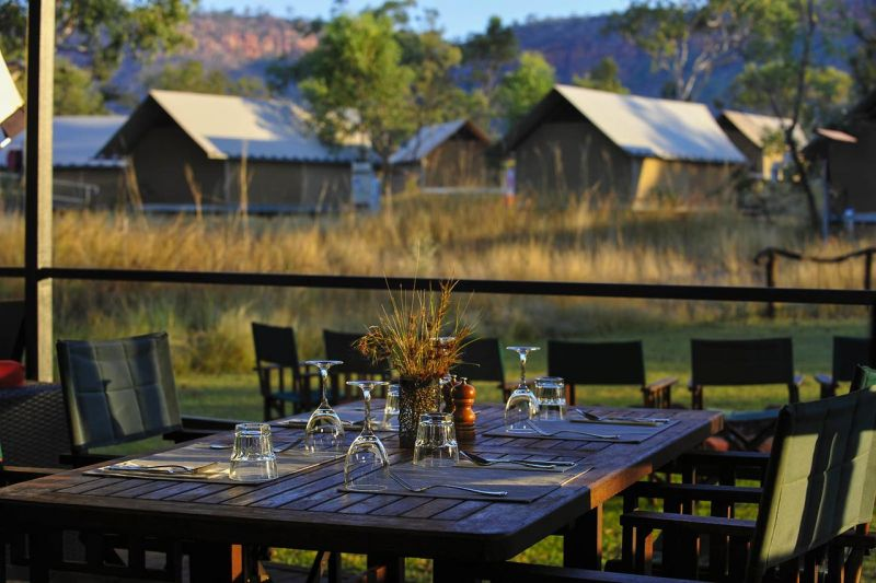 Bell Gorge Wilderness Lodge - Accommodation Gold Coast