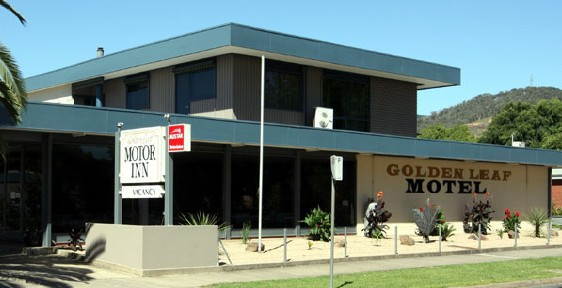 Golden Leaf Motel - Accommodation Gold Coast