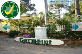 Carmelot Bed  Breakfast - Accommodation Gold Coast