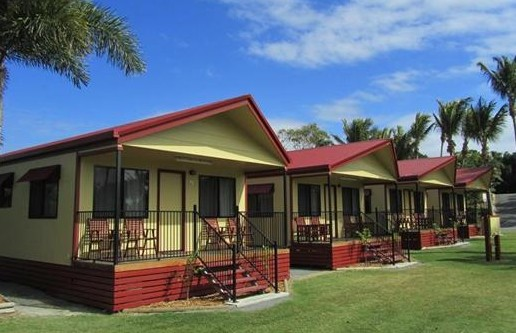 Big 4 Capricorn Palms Holiday Village - Accommodation Gold Coast
